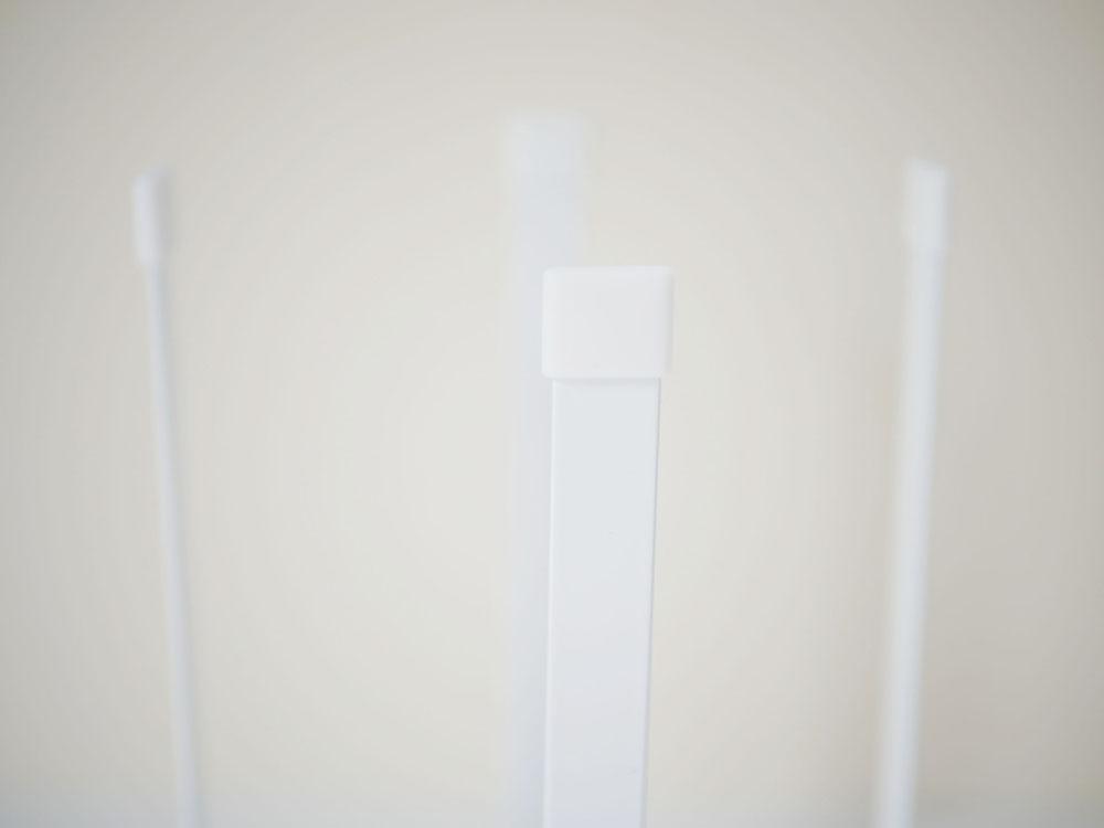 【tower】ポリ袋エコホルダー L/ホワイト