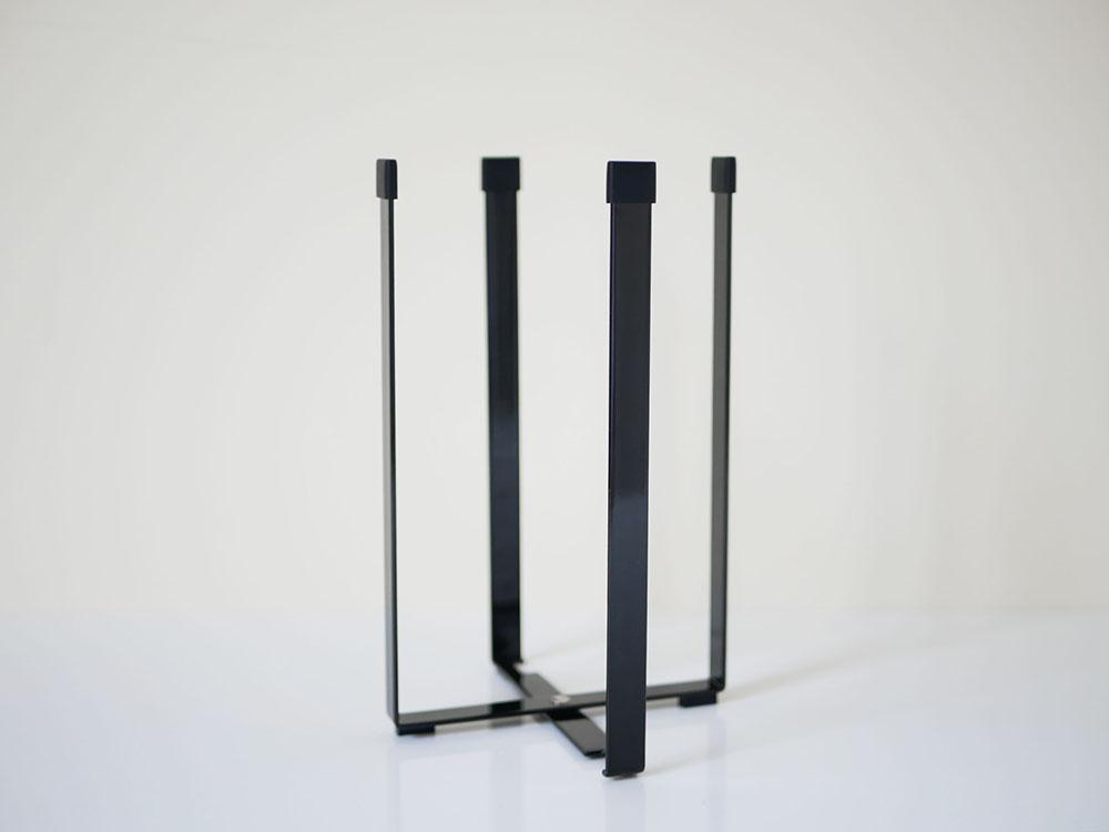 【tower】ポリ袋エコホルダー L/ブラック