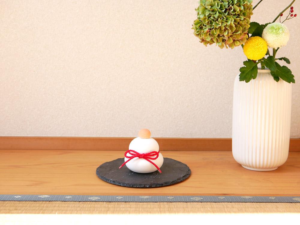【soil】 KAGAMI MOCHI(鏡もち) S