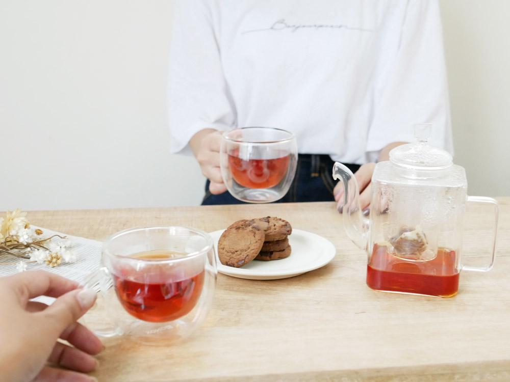 【DULTON】ダブルウォールグラス カップ  ルンゴ