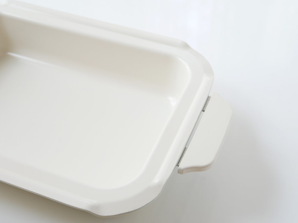 【BRUNO】コンパクトホットプレート用 セラミックコート鍋
