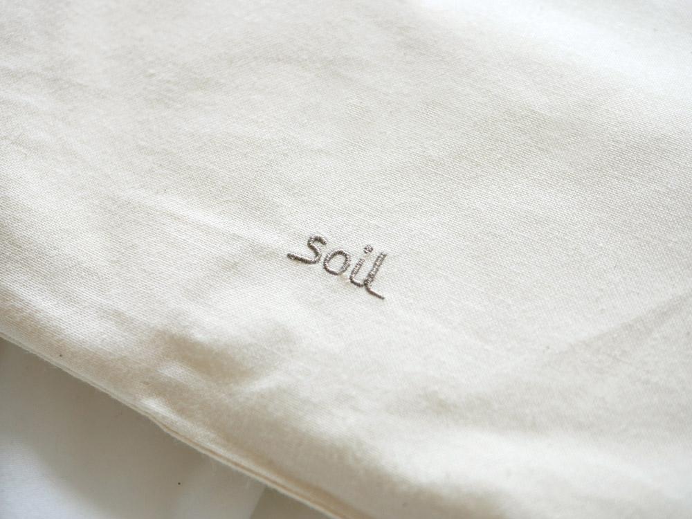 【soil】 PILLOW PAD