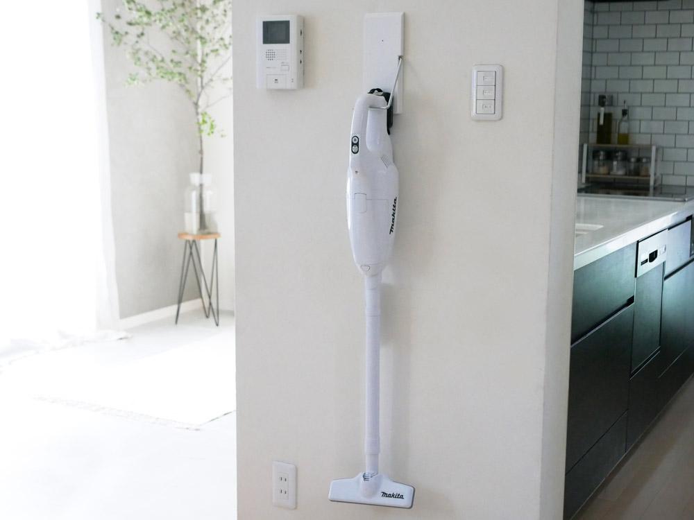 【AUX】 PINDE クリーナー 壁付けホルダー