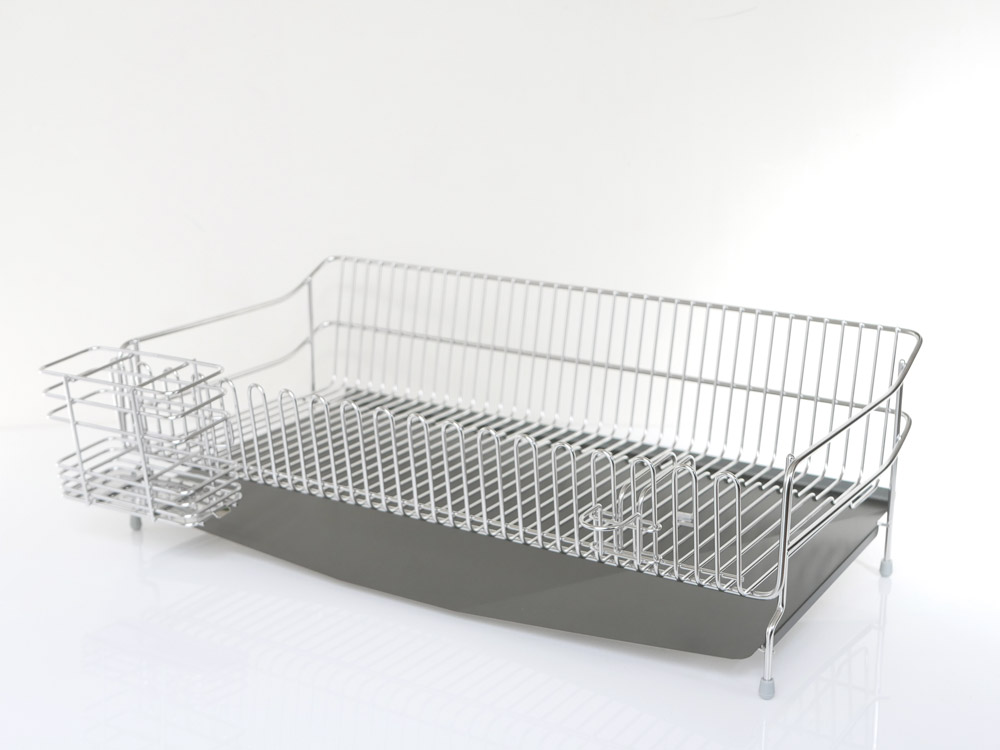 【AUX】UCHIFIT ステンレス水切りカゴ 30cm