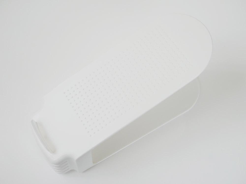 【like-it】くつホルダーワイド6P ホワイト