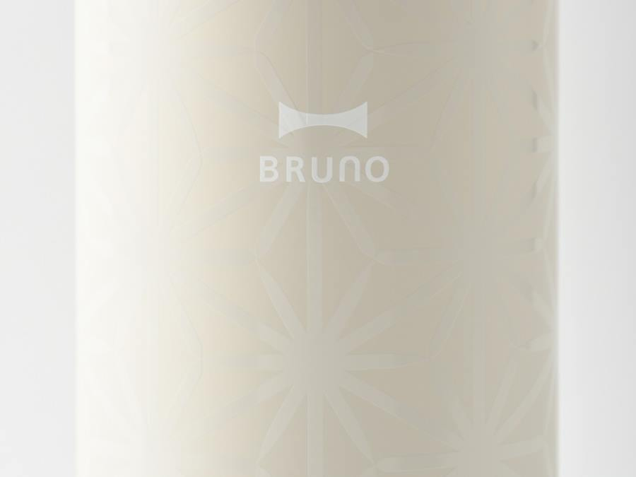 【BRUNO】MONYO コップ ボトル 500 ASANOHA