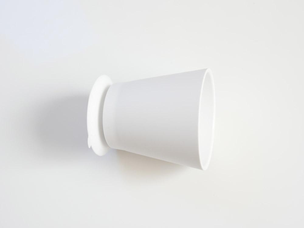 【mog】 マグネットコップ ホワイト