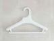 【like-it】Midline 370 滑り止めがついた衣類ハンガー 3本セット ホワイト