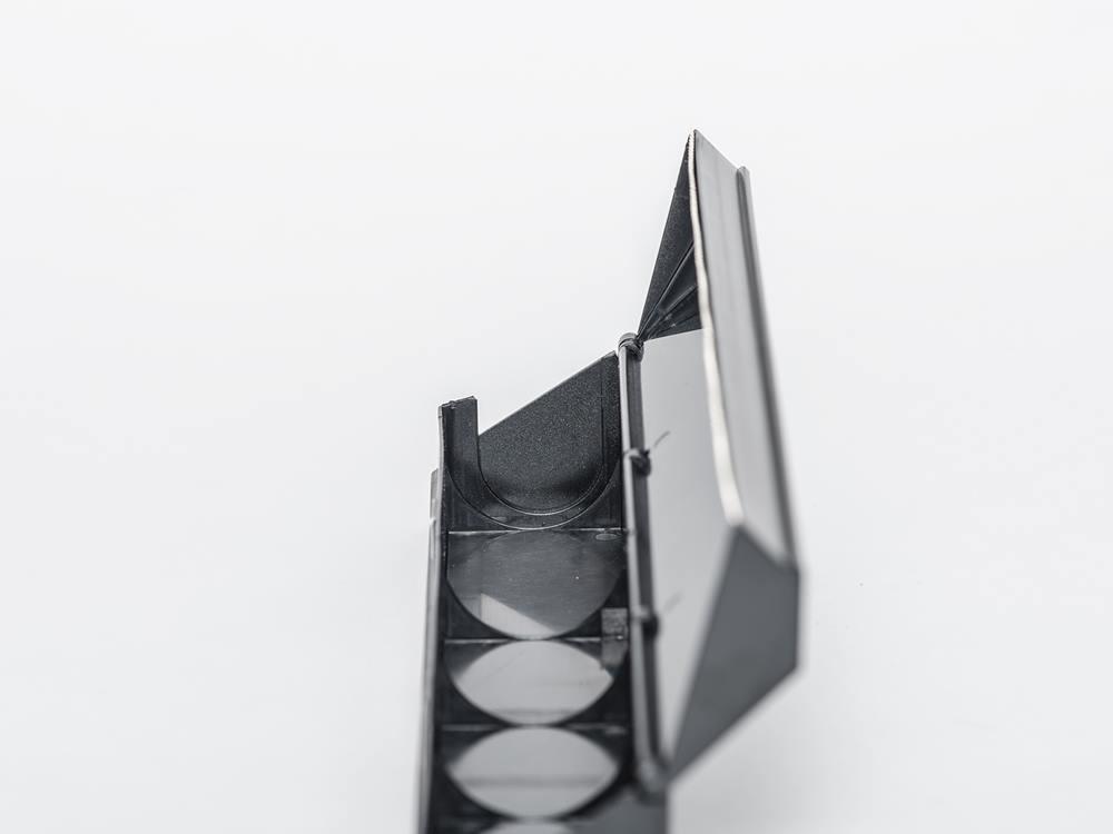 【ideaco】マグネット付きラップホルダー r30 グレー
