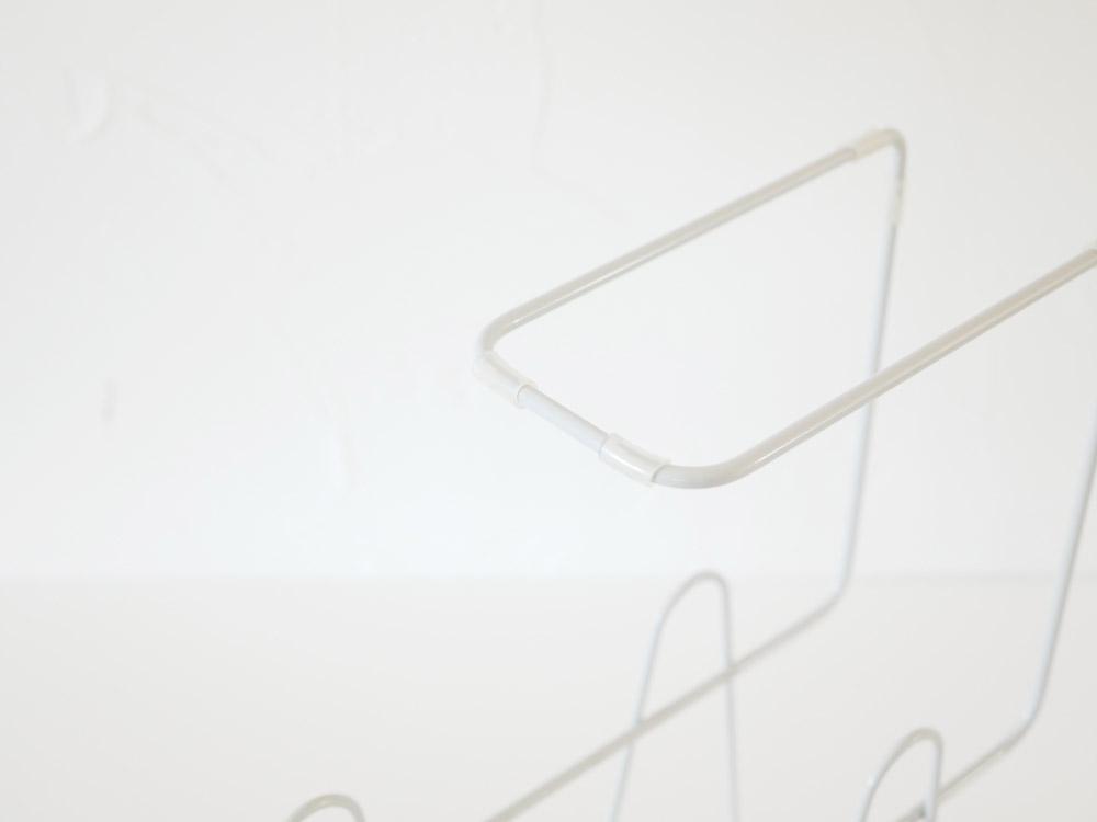 【Bew】テーブルラック ホワイト