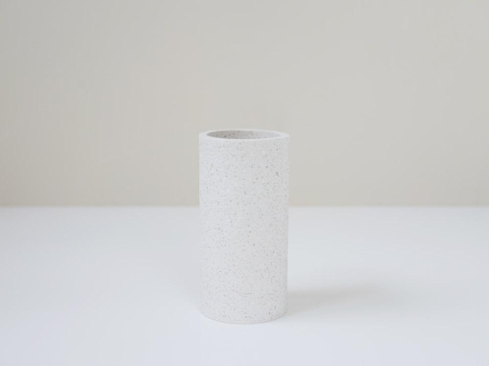 【soil】トゥースブラッシュスタンド ホワイト
