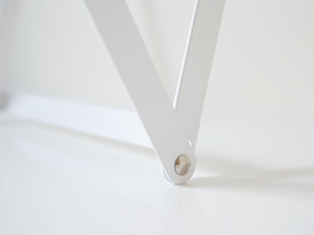 【tower】レジ袋ハンガー ホワイト