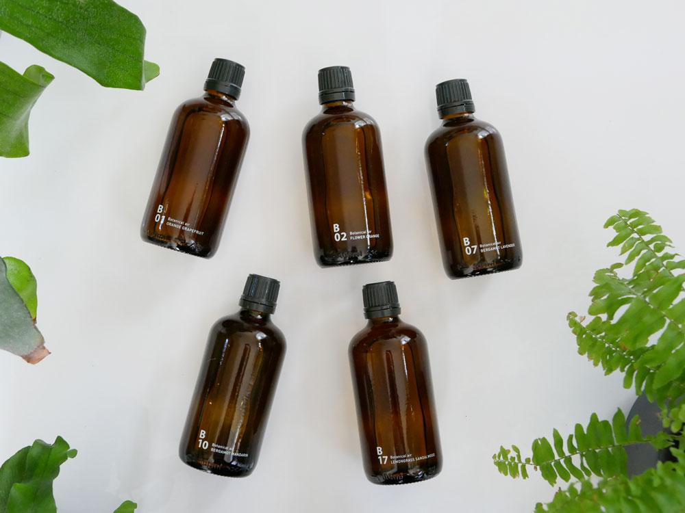 【@aroma】Botanical air B17 レモングラスサンダルウッド ピエゾオイル 100ml