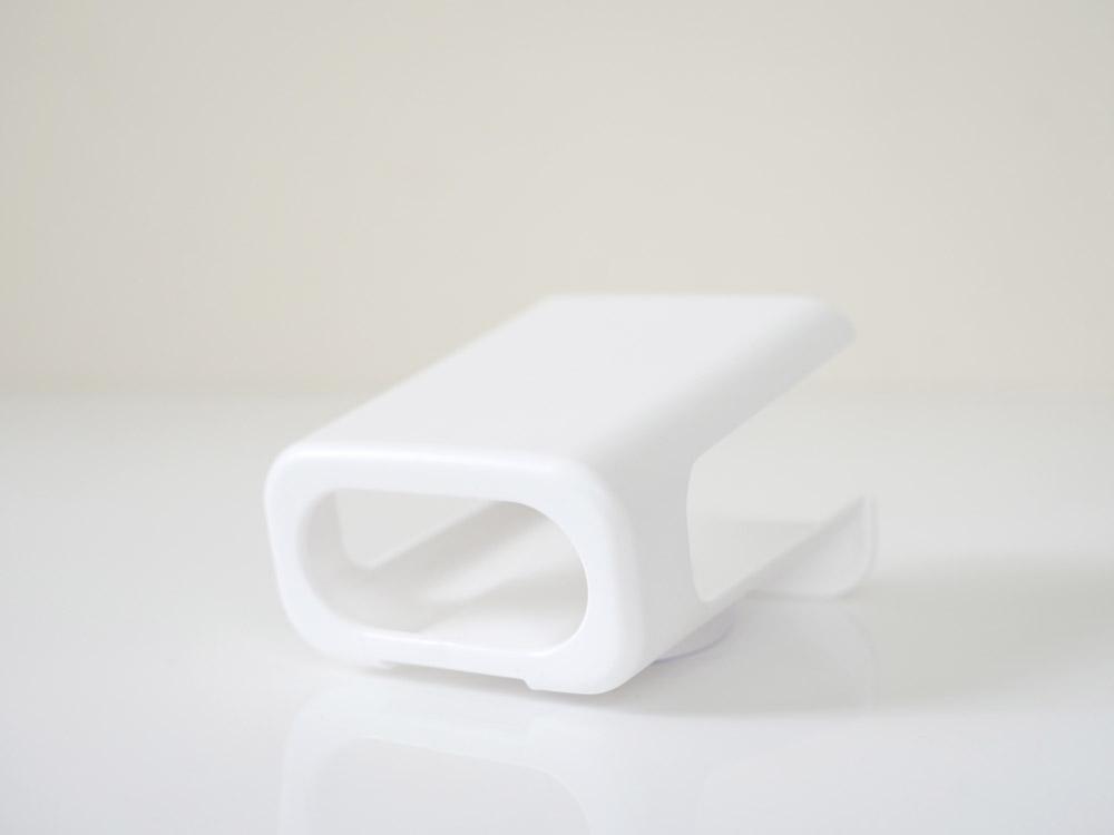 【Kichito】 シンクのスポンジポケット ホワイト