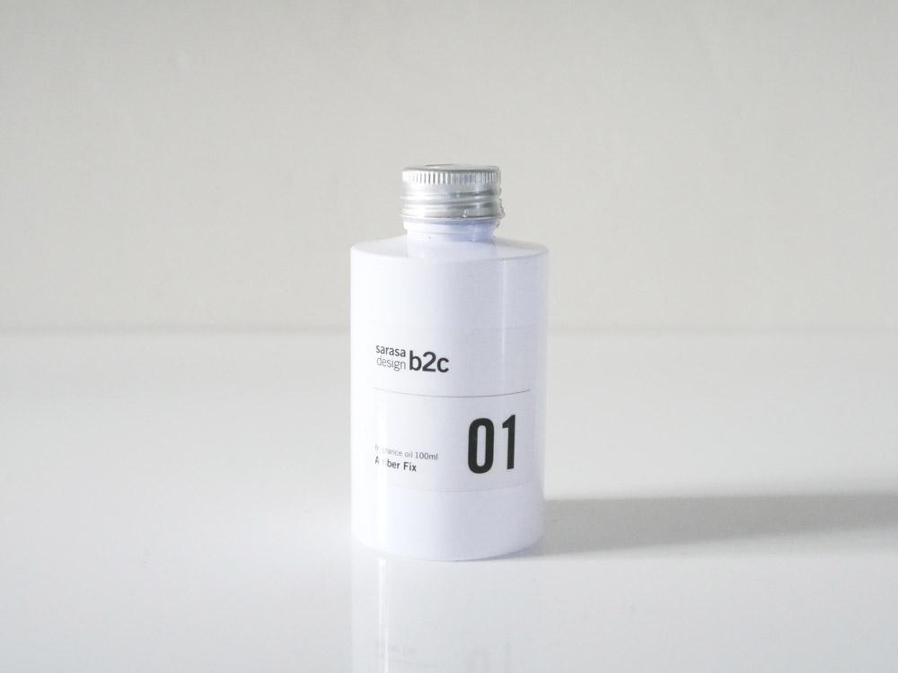 【b2c】 アロマ&フラワーベースライン ワイド /ホワイト