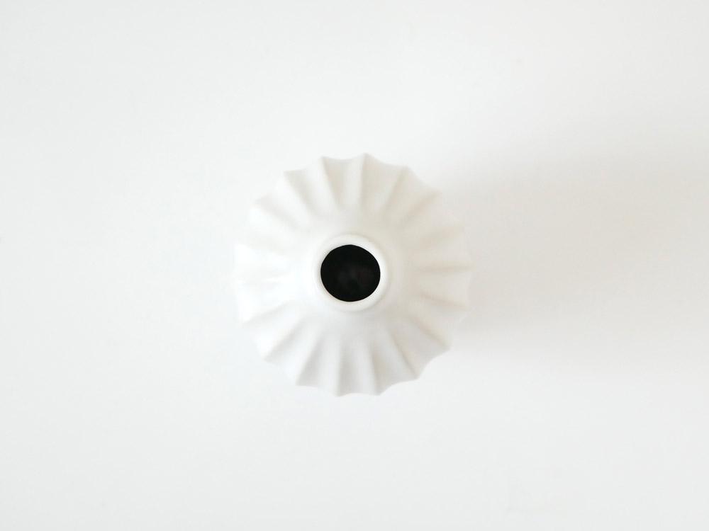 【予約販売10月上旬入荷予定】【b2c】 アロマ&フラワーベースラインスリム S /ホワイト