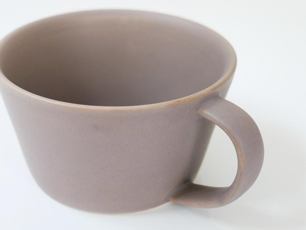 【SAKUZAN】Sara スープカップ ブラウン