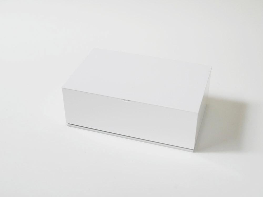 【Veil】ウェットティッシュケース ホワイト