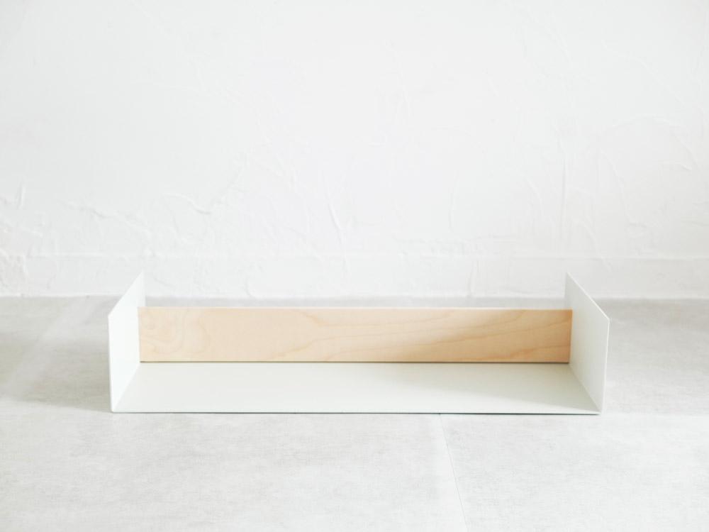 【NakNak】BEAM メタルシェルフ S グレー