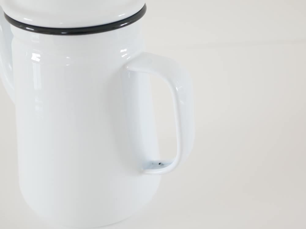 【POSH LIVING】POMEL コーヒーポット ブラック