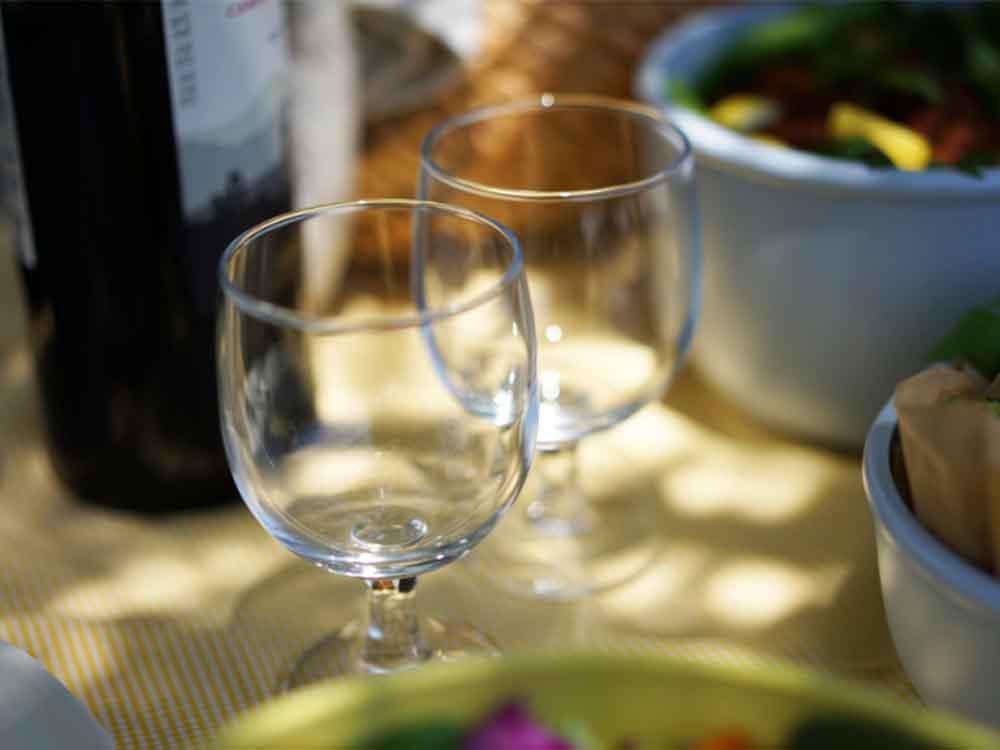 【Vicrila】ガウディ ワイングラス 6oz 190cc