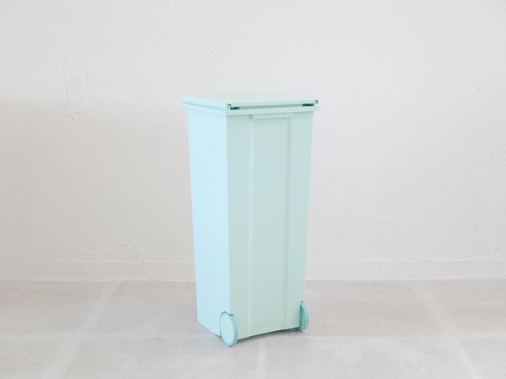 【kcud】スクエア プッシュペール ブルーグリーン