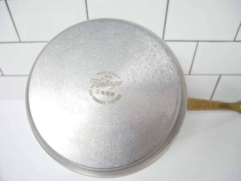 【SAMBONET】1965Vintage ソースポット16cm