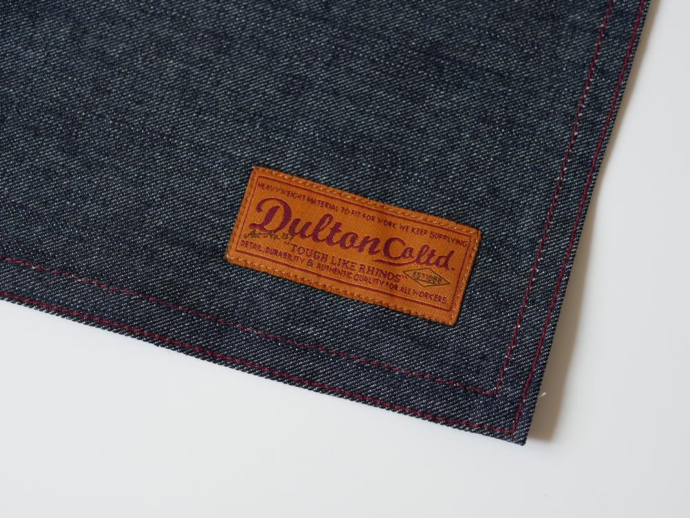 【DULTON】プレイスマット デニム