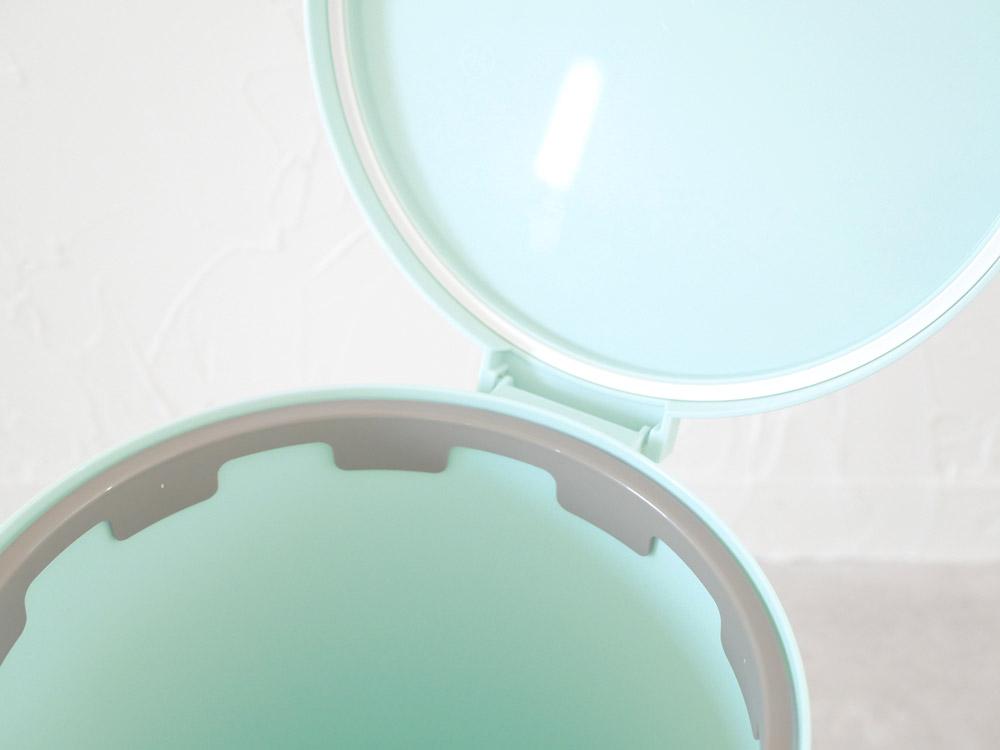【kcud】ラウンドロック ブルーグリーン