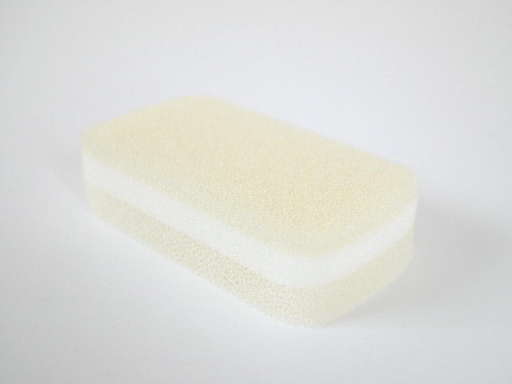 【MARNA】清潔謹製 抗菌キッチンスポンジ3層 3個セット