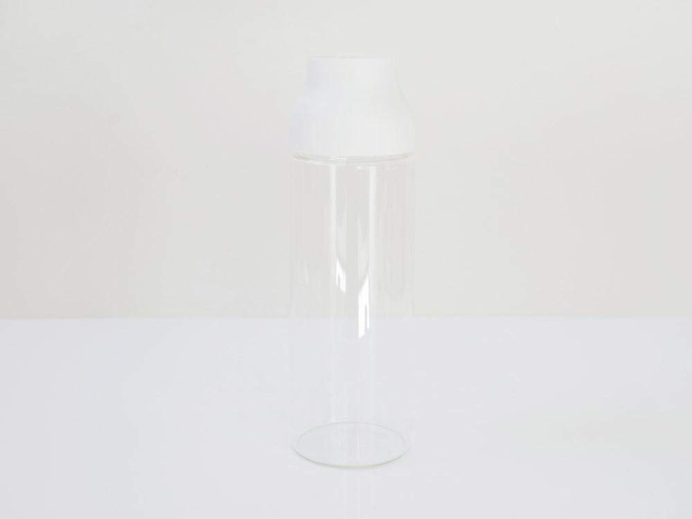 【KINTO】CAPSULE ウォーターカラフェ 1L ホワイト