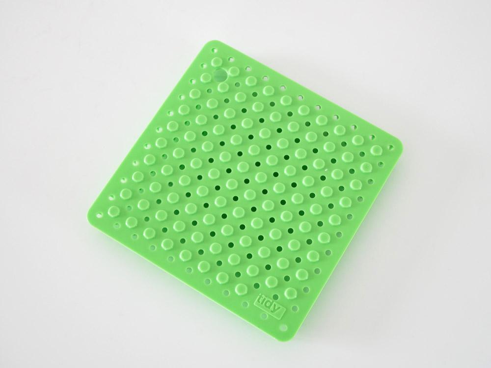 【tidy】プラタワ フォーキッチン ライトグリーン