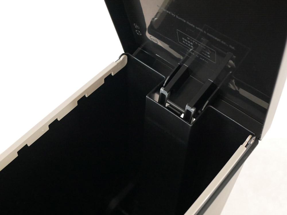 【kcud】スリムペダル 20 ブラック