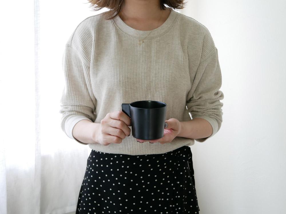 【usumono】cup ブラック