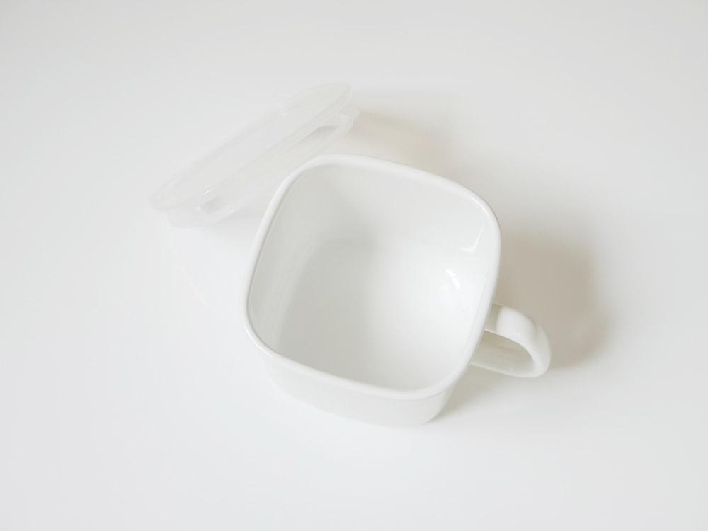 【Honey ware】角型みそポット