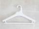 【like-it】Midline 420 滑り止めがついた衣類ハンガー 10本セット ホワイト