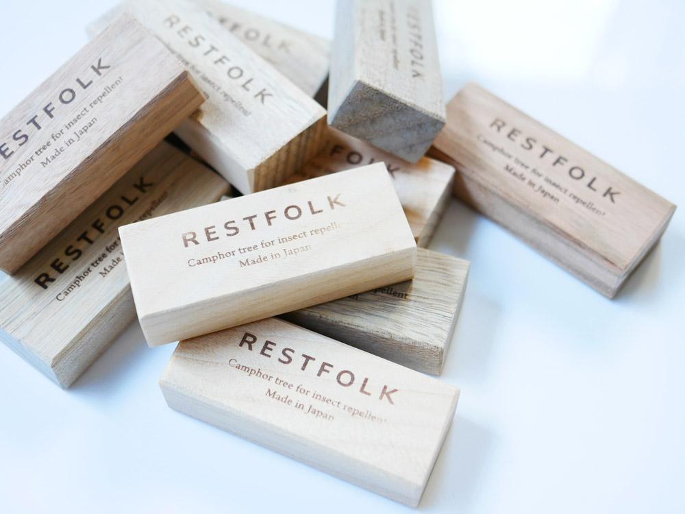 【REST FOLK】カンフル ツリー ブロック 10pcs