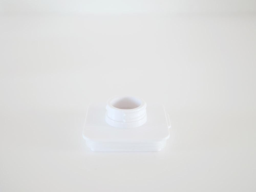 【tower】詰め替え用キッチンディスペンサー ホワイト