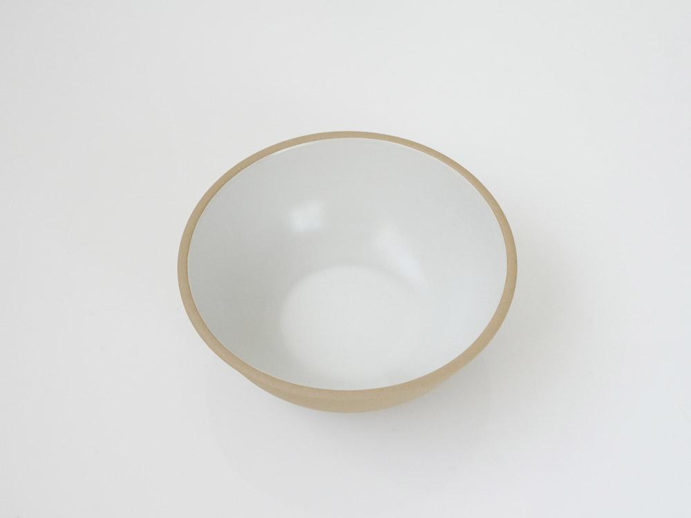 【丸朝製陶所】%PORCELAINS ボウル M/マット ホワイト