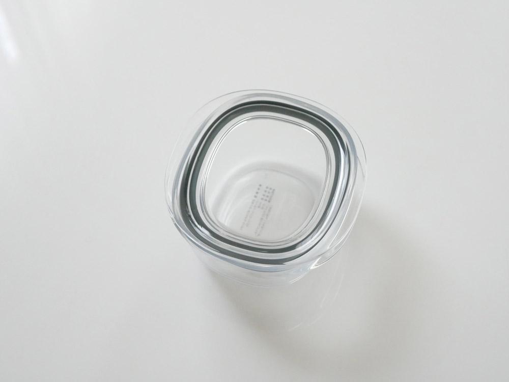 【like-it】調理ができる保存容器 S クリア