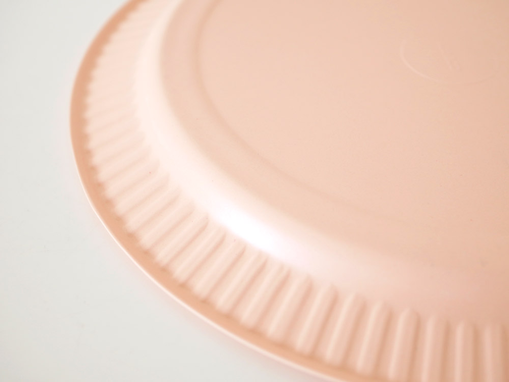 【ideaco】b fiber プレート25 4枚セット ピンク