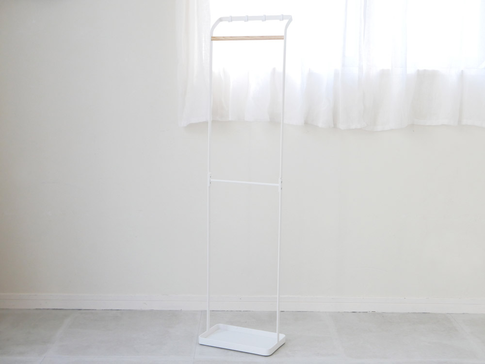【tower】引っ掛けアンブレラスタンド ホワイト