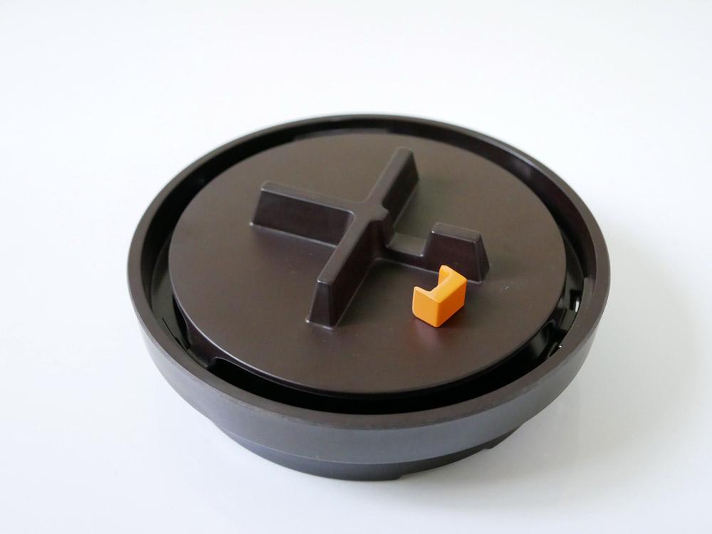 【Manhole 】蚊遣り マンホール ブラウン