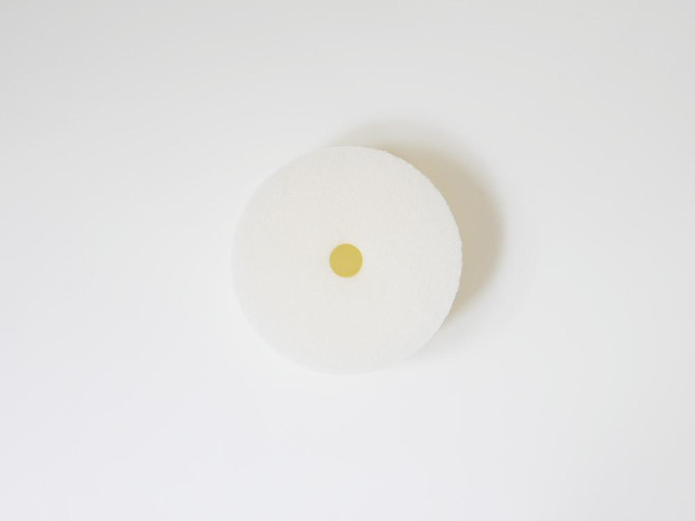【MARNA】 POCO キッチンスポンジ リフィル ホワイト