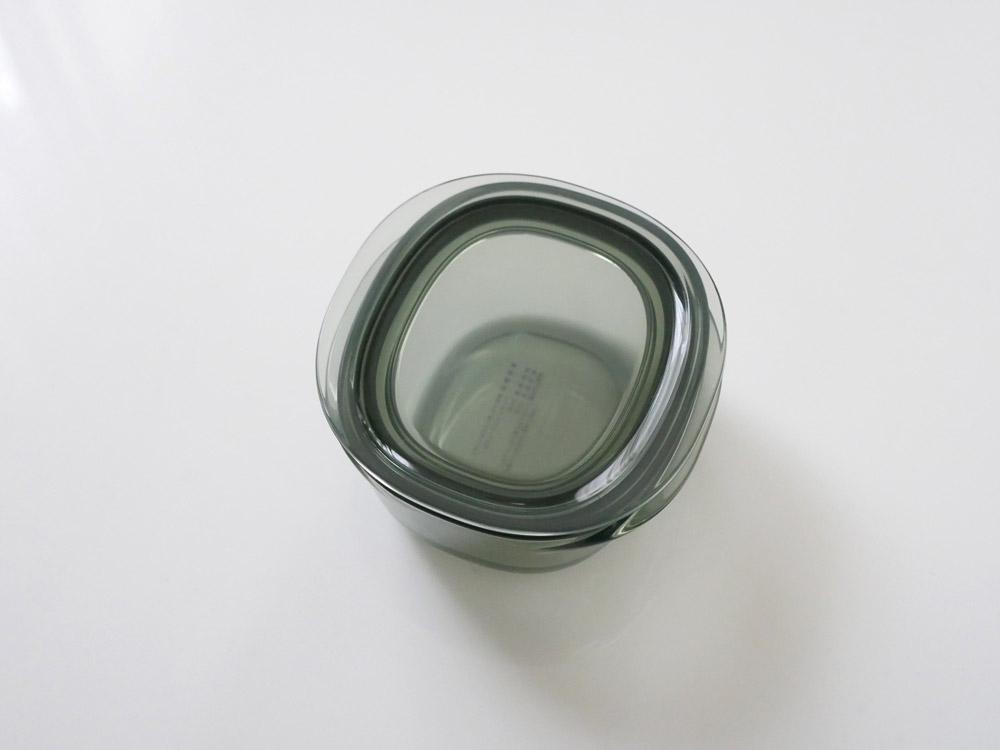【like-it】調理ができる保存容器 S グリーン