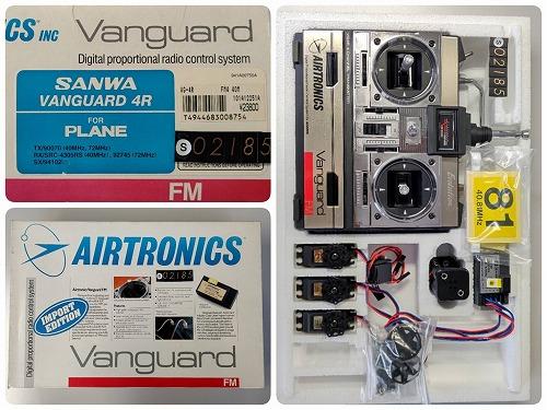 ☆ ジャンク品【S02185】 SANWA 101A12251A 送信機 VG-4R FM4 40M(デッドストック)