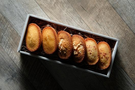 【FILER】蒜山ジャージー発酵バターフィナンシェ
