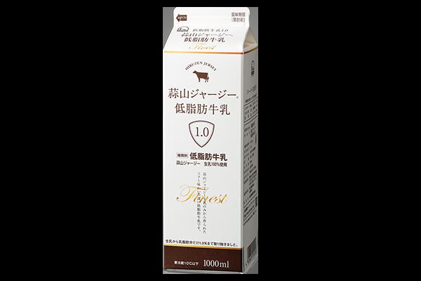 蒜山ジャージー低脂肪牛乳1.0  1000ml
