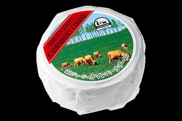 蒜山ジャージーカマンベールチーズ 125g