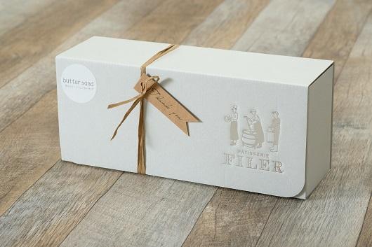 【FILER】蒜山ジャージーバターサンド(6個入り)